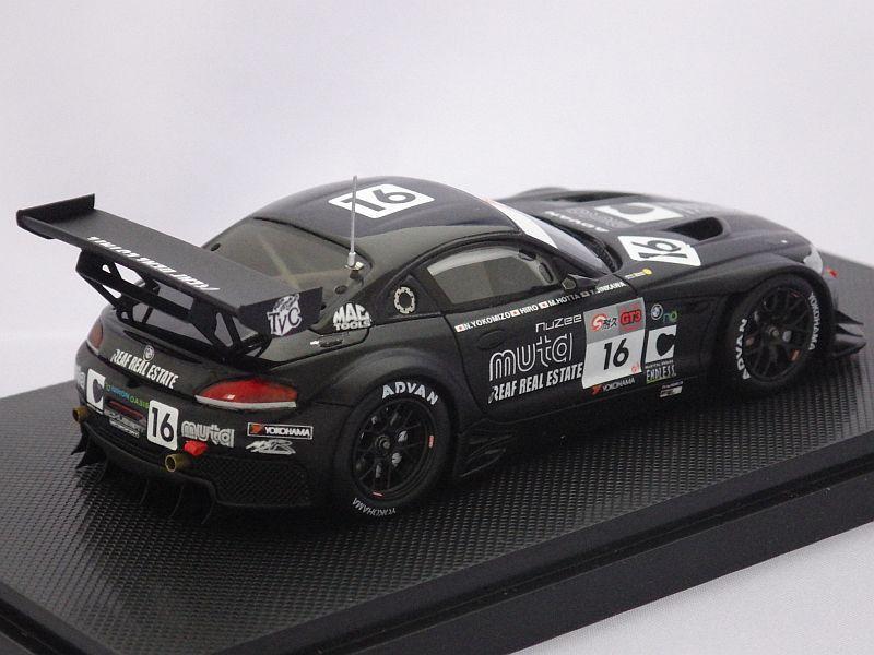 エブロ フィールド モータースポーツ Bmw Z4 スーパー耐久 2013 No 16 Mat Black