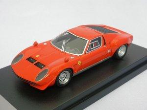 画像1: ベルテンポ特注 ランボルギーニ イオタ 1970  RED