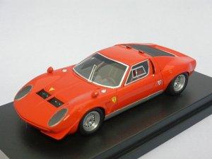 画像1: ベルテンポ特注 ランボルギーニ イオタ 1971 RED