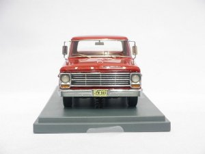 画像2: NEO FORD	F100 PickUp Truck 1968  RED