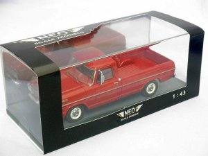 画像5: NEO FORD	F100 PickUp Truck 1968  RED