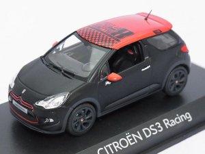 画像1: ノレブ シトロエン DS3 レーシング 2012 Sebastien Loeb MAT.BLACK