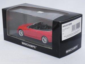 画像5: ミニチャンプス アウディ RS5 カブリオレ 2012 RED