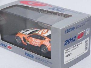 画像5: エブロ アストンマーチン トリプル a バンテージ GT3 スーパーGT300 2012 #66 H.YOSHIMOTO/K.HOSHINO ORANGE/WHITE