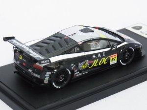 画像3: エブロ JLOC ランボルギーニ GT3 スーパーGT300 2012 No.87 BLACK