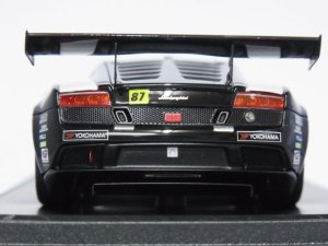 画像4: エブロ JLOC ランボルギーニ GT3 スーパーGT300 2012 No.87 BLACK