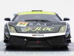 画像2: エブロ JLOC ランボルギーニ GT3 スーパーGT300 2012 No.87 BLACK