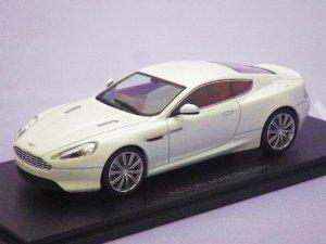 画像1: 京商 アストンマーチン DB9 2013 Stratus White