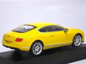 画像3: コーギー ベントレー コンチネンタル GT V8 S UK 'PRESS CAR' MONACO YELLOW