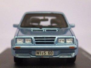 画像2: スパーク VW ゴルフ Mk1 Kamei X1 Body Kit LIGHT BLUE