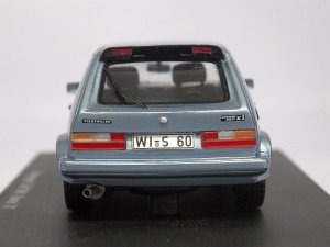 画像4: スパーク VW ゴルフ Mk1 Kamei X1 Body Kit LIGHT BLUE