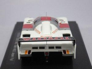 画像4: エブロ トヨタ トムス86C 1986 WEC Japan Fuji No.36 WHITE