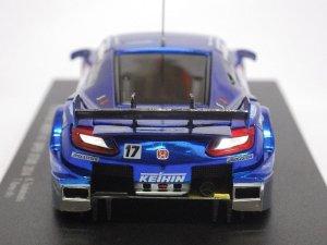 画像4: エブロ ホンダ ケイヒン NSX CONCEPT-GT スーパーGT500 2014 No.17 K.Tsukakoshi/T.Kaneishi BLUE