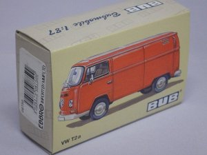 画像5: PremiumClassiXXs(Bubmobile1:87) VW T2a BUS RED