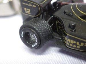 画像3: ixo LOTUS 97T 1985 キーリング BLACK