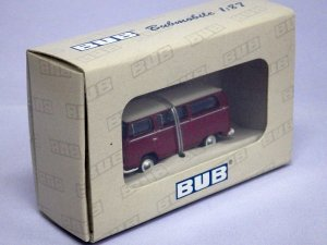 画像4: PremiumClassiXXs(Bubmobile1:87) VW T2a BUS RED