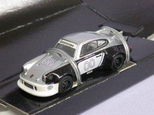 画像1: PremiumClassiXXs  Porsche 911 Carrera RSR TURBO2,1 #00 SILVER/BLACK