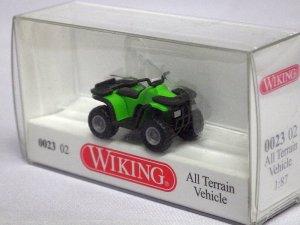 画像2: ヴィーキング All Terrain Vehicle GREEN