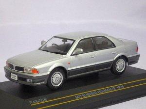 画像1: イクソ(ファースト43) 三菱 ディアマンテ 1990 SILVER