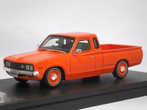 画像1: ハイストーリー 日産 ダットサン トラック(620) CUSTOM DX・L LowDown 1979 ORANGE
