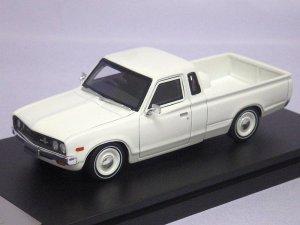 画像1: ハイストーリー ニッサン ダットサントラック(620) CUSTOM DX・L LowDown 1979 WHITE