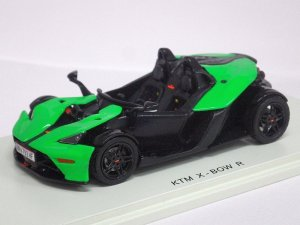 画像1: SPARK KTM X-BOW R GREEN/BLACK