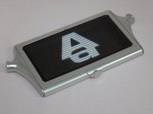 画像1: AUTOart AAD インタークーラー カード ホルダー SILVER/BLACK