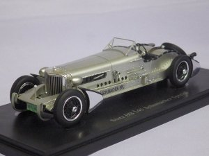画像1: autocult Stutz BB 145 Schumacher Special 1928 SILVER