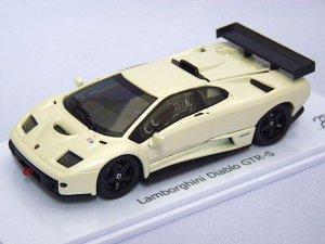 画像1: kyosho   Lamborghini   Diablo GTR-S Kyosho 20th Anniversary  PEARL WHITE