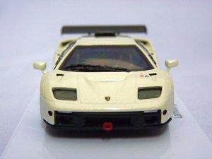 画像2: kyosho   Lamborghini   Diablo GTR-S Kyosho 20th Anniversary  PEARL WHITE